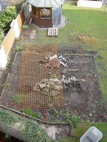 Die Planung eines Pools im Garten